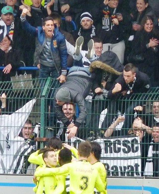 sporting charleroi Over de hekken: Charleroi