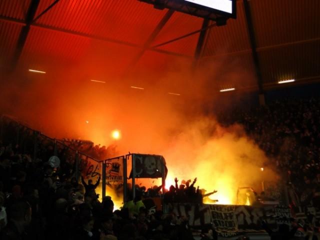 Alemannia Aachen - Eintracht Frankfurt