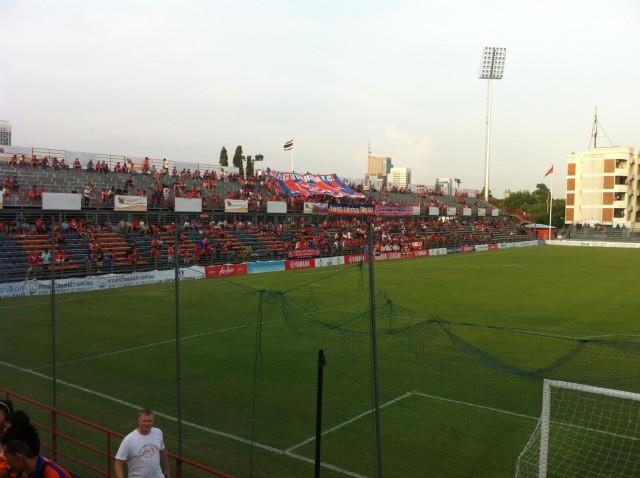 Singh Tarau - Bangkok FC