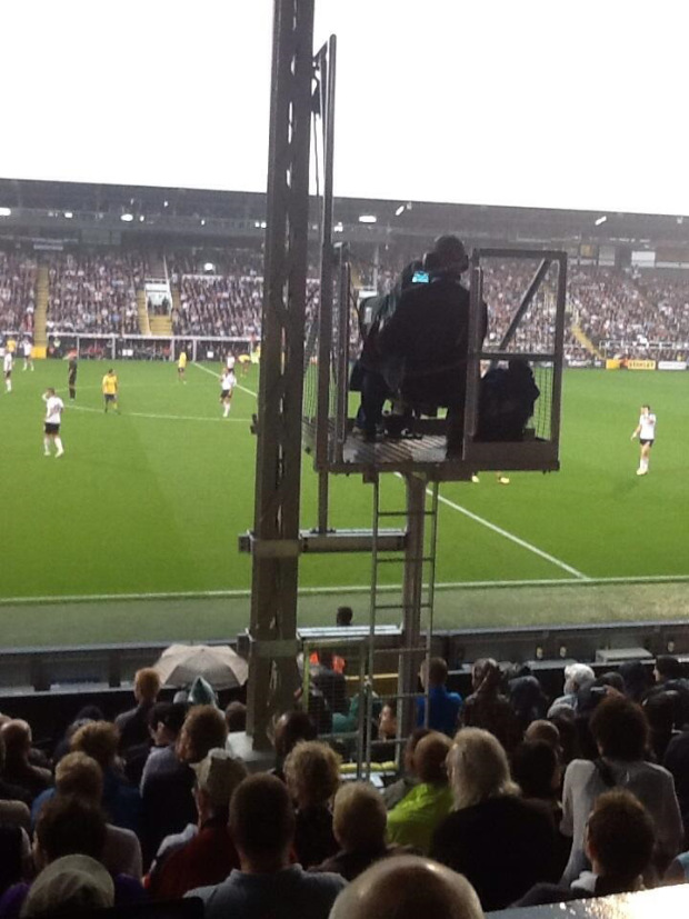 Against Modern Football In De Hekken