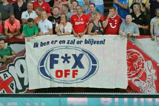 Supporters van Nederland verenigen zich tegen de speeltijden in de Ereidivisie