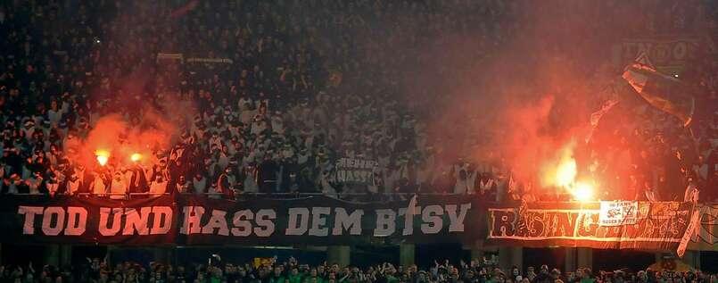 In de Hekken - Niedersachsen Derby - Hannover 96 en Eintracht Braunsweig
