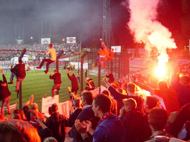 Legia - FC Utrecht 19-09-2002