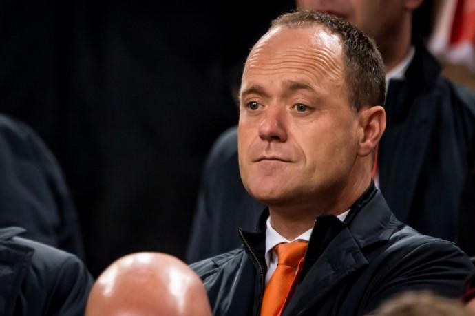 bert van oostveen, voorzitter van de KNVB