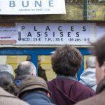 Kaartverkoop voor de wedstrijd tussen Union Saint-Gilloise en RWD Molenbeek
