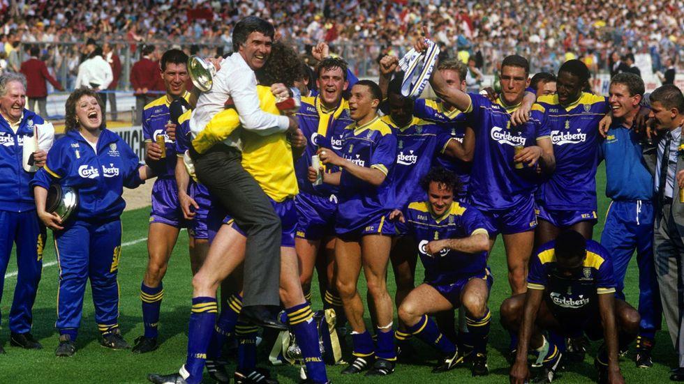 Wimbledon's The Crazy Gang