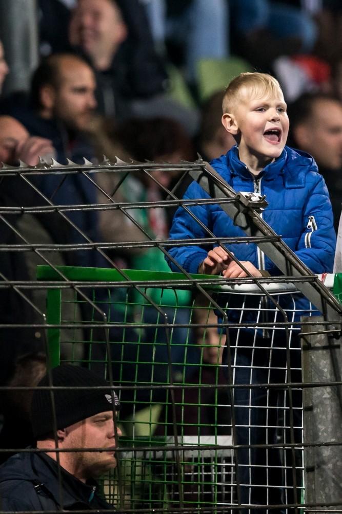 In de Hekken bij FC Dordrecht
