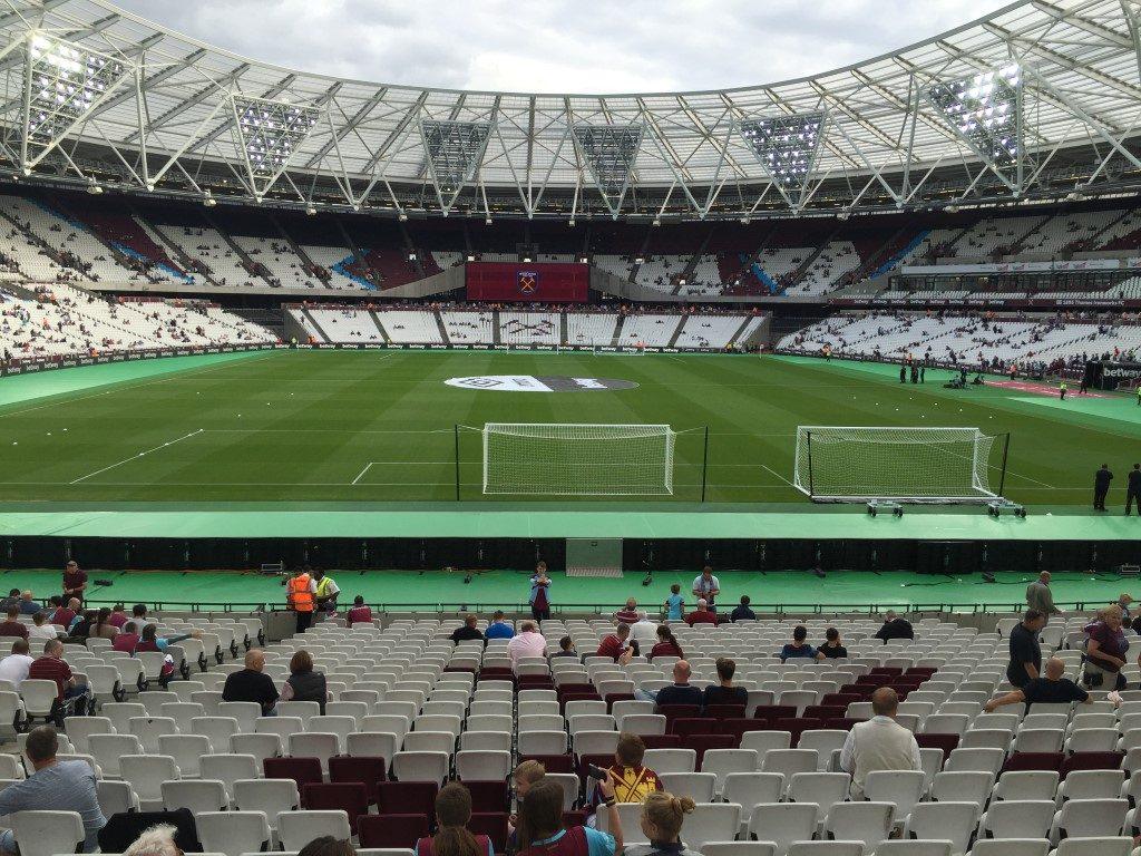 Nieuwe stadion West Ham United (2)