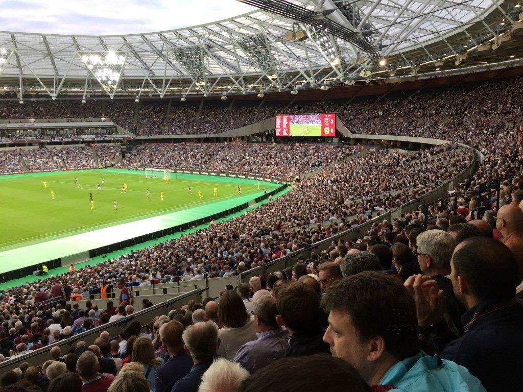 Nieuwe stadion West Ham United (3)