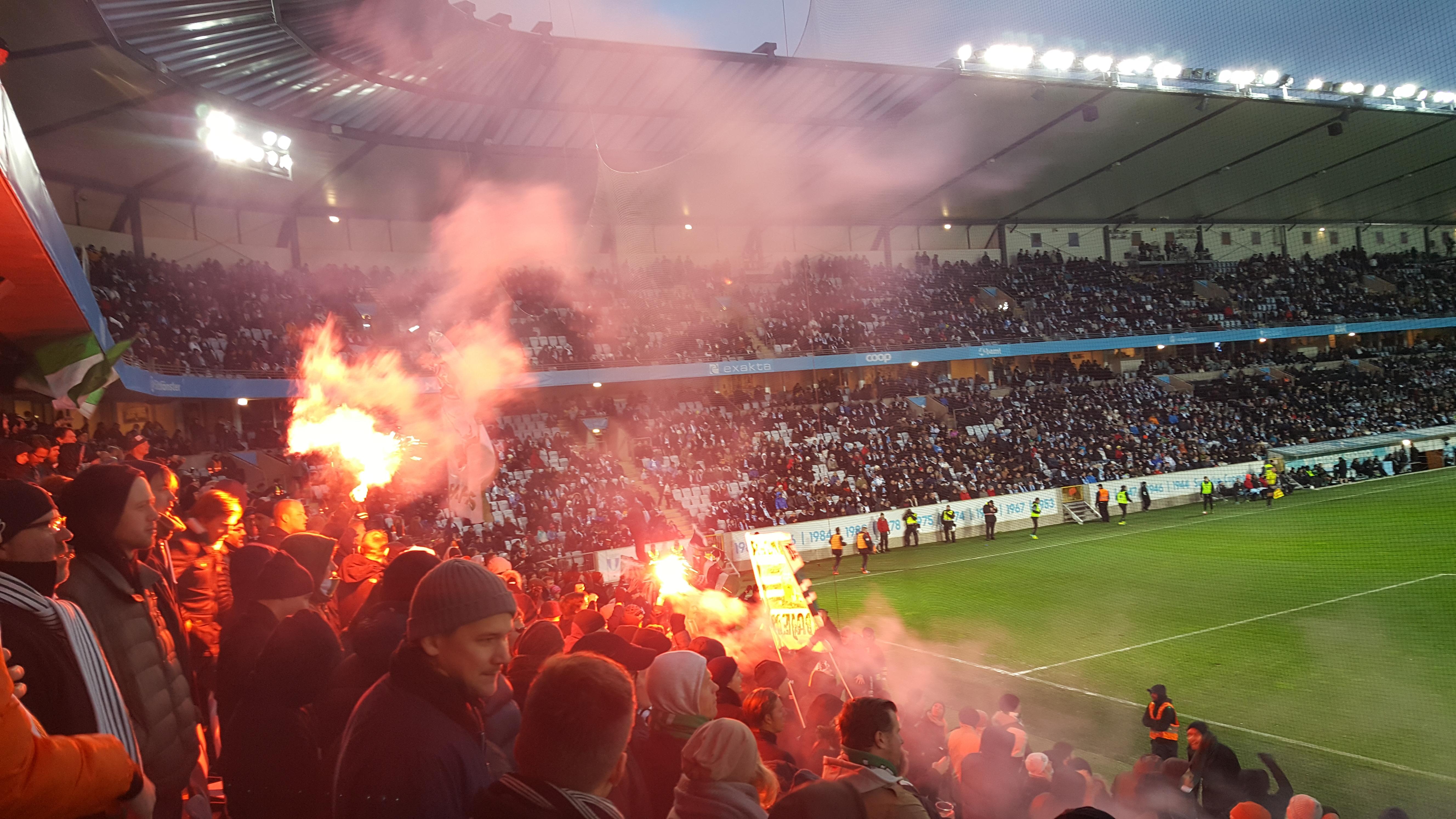 Verrassende voetbalcultuur in Malmö