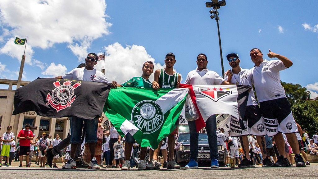 São Paulo eert Chapecoense bij Estádio Pacaembu