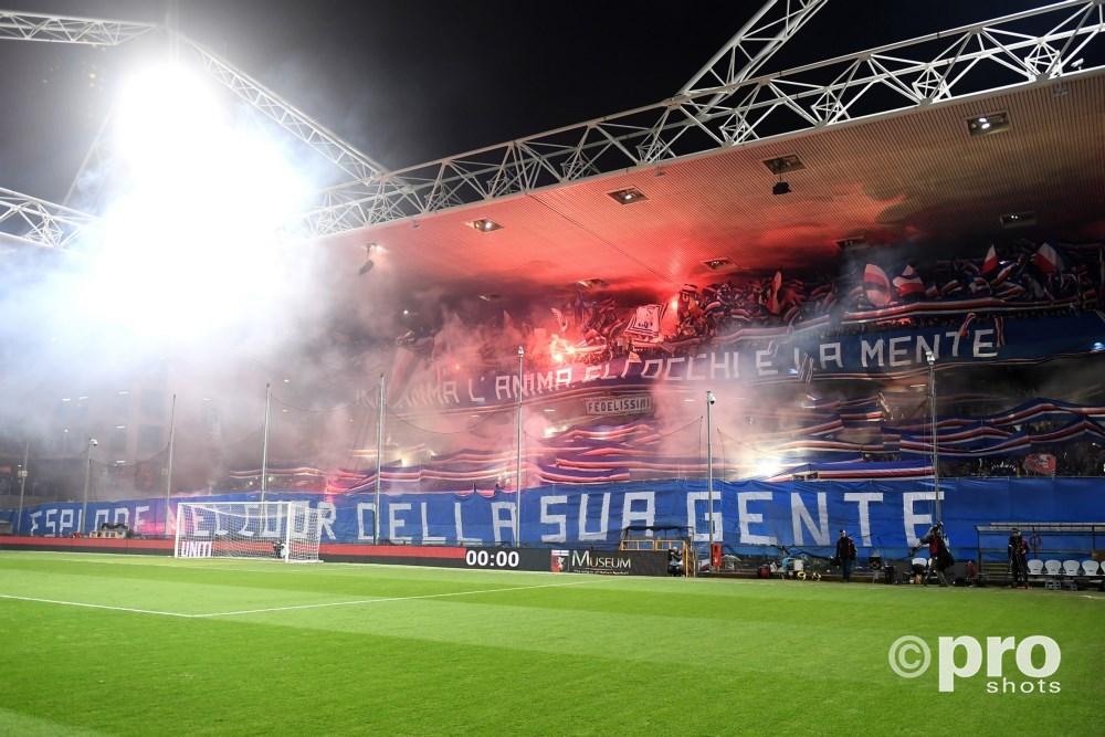 Derby della Laterna tussen Genoa en Sampdoria. Foto: Pro Shots / Insidefoto