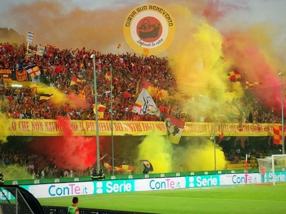 Benevento ultras