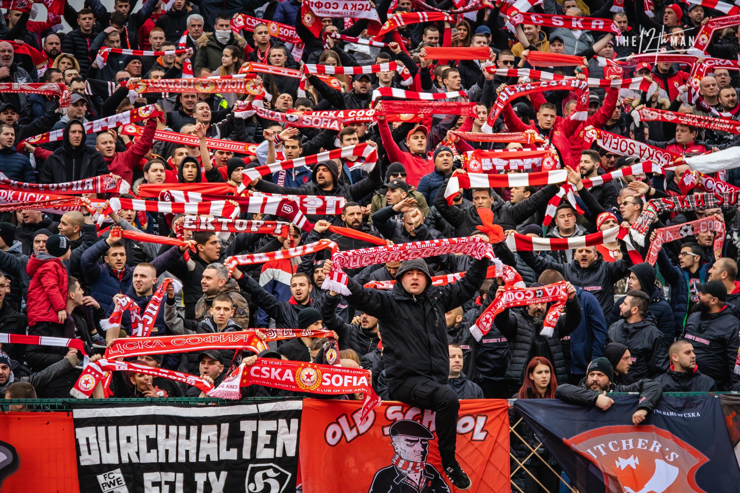 In de Hekken - Voetbalstad Sofia