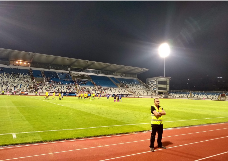 FC Prishtina - In de Hekken