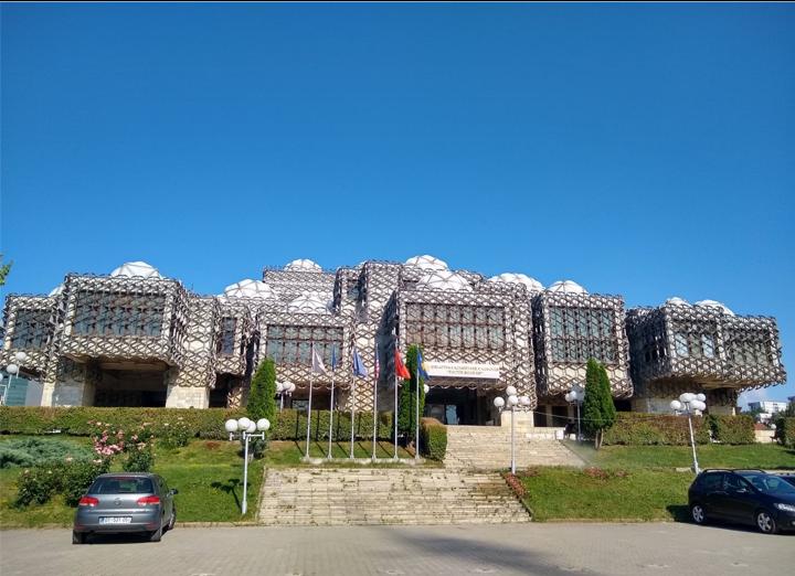 In de Hekken - FC Prishtina - Kosovo