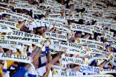 In de Hekken - Leeds United - Het Verenigd Koninkrijk