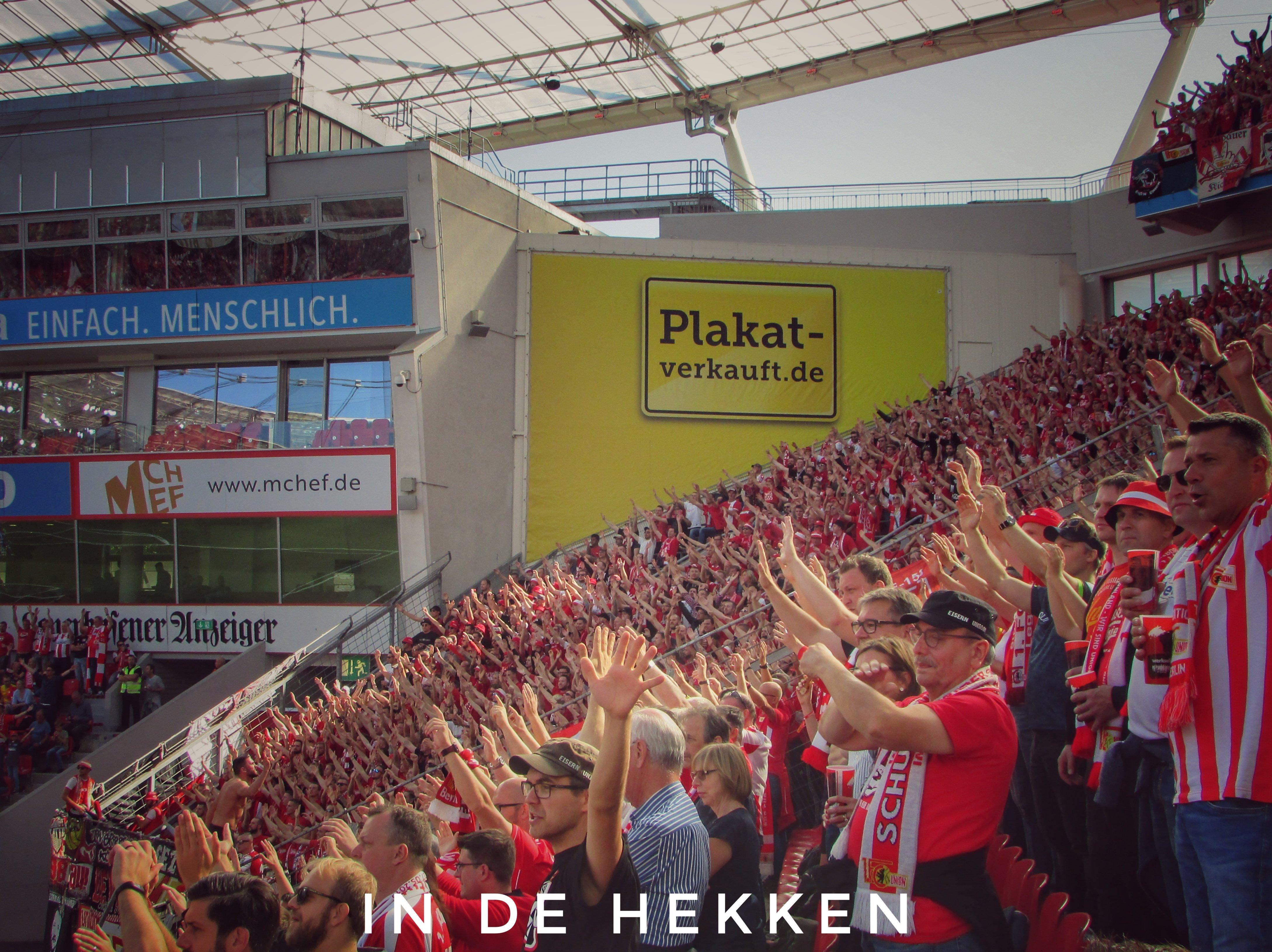 Union Berlin supporters