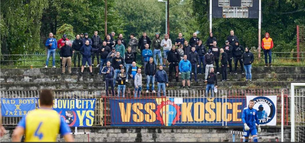 In de Hekken - FC Kosice