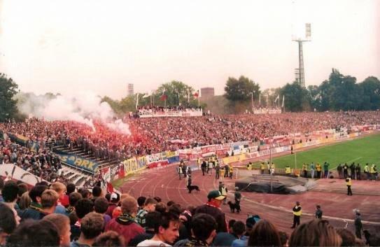 Polen - Roemenië 1995