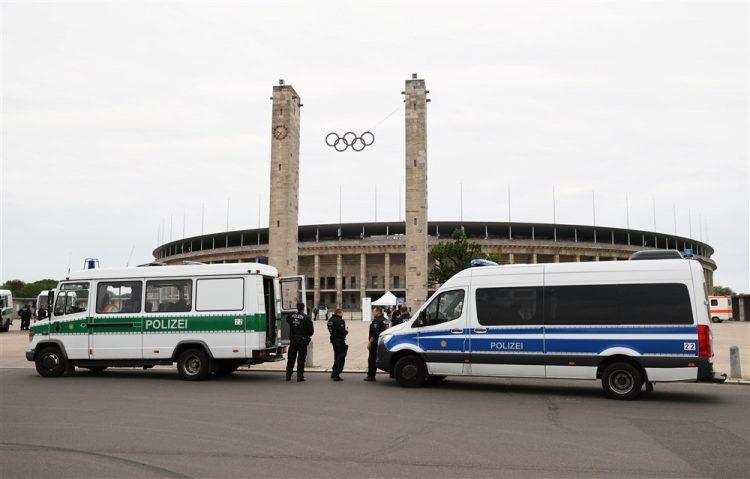 Derby Berlijn geen publiek