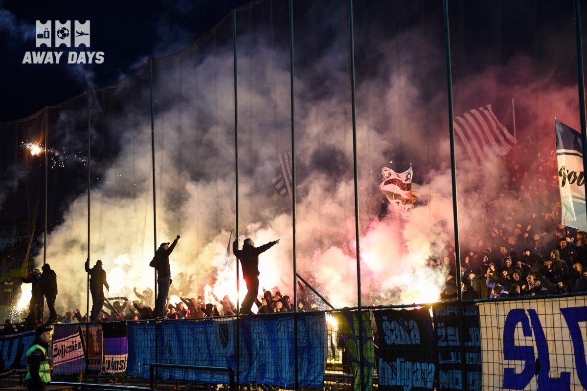In de Hekken - Away Days Voetbalreizen