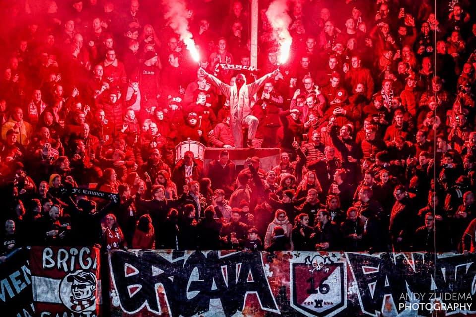 In de Hekken - KNVB FC Emmen