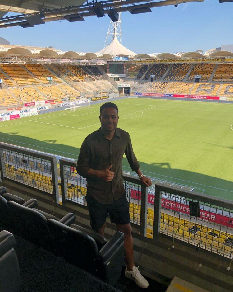Roland Alberg bij Roda JC