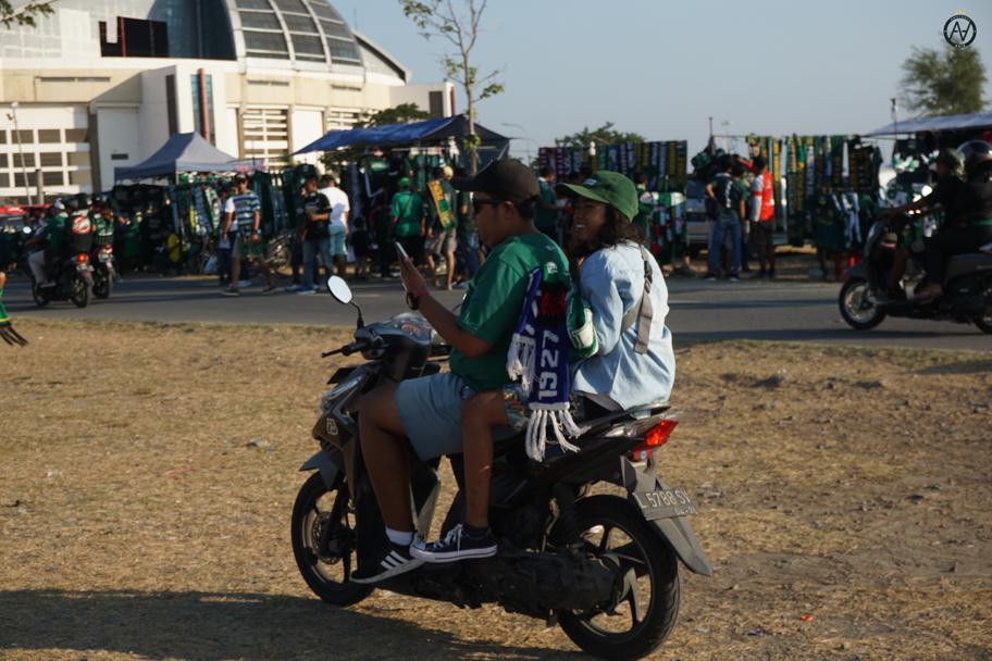In de Hekken - Persebaya Surabaya