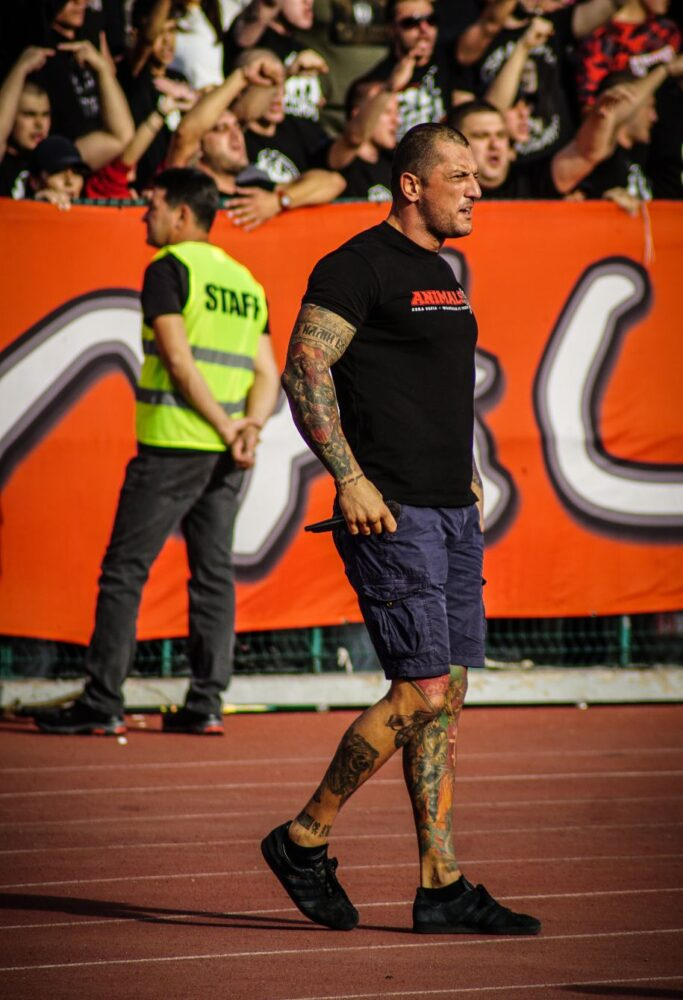 Capo CSKA Sofia
