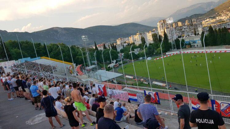 138 Utrechters in Mostar (foto via: ForzaMols).