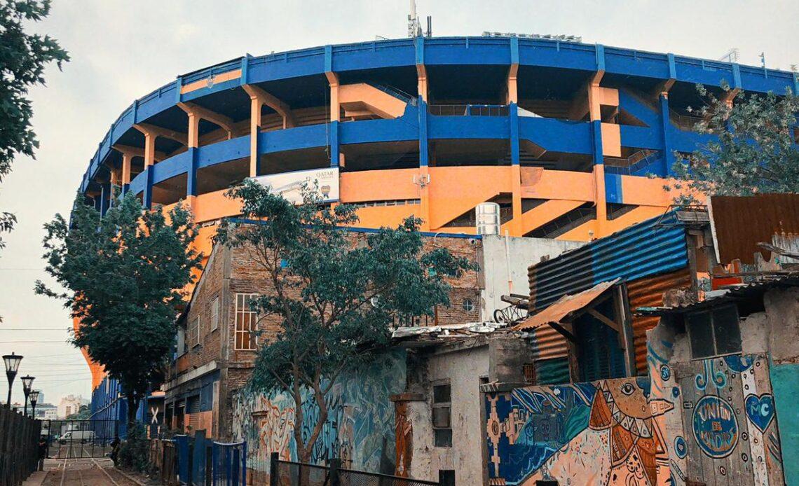 Stadion van Boca Juniors: La Bombonera