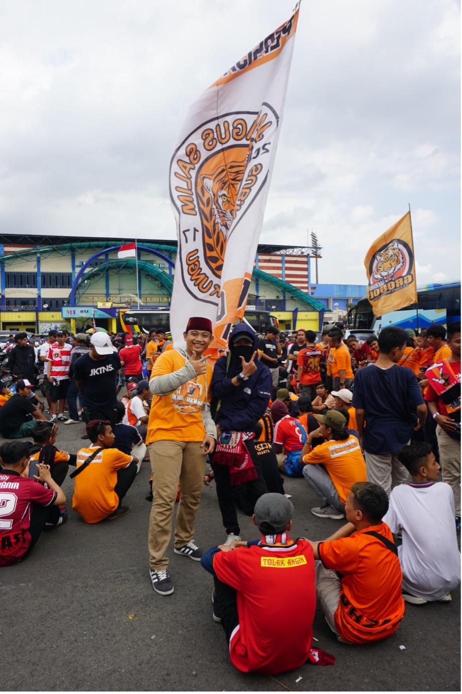 In de Hekken - Arema Malang