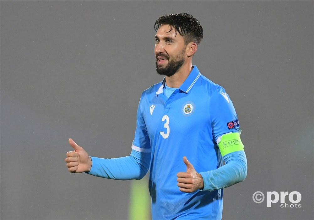 In de Hekken - Voetbal San Marino