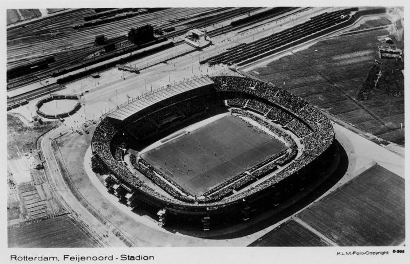 In de Hekken - Stadion Feijenoord De Kuip
