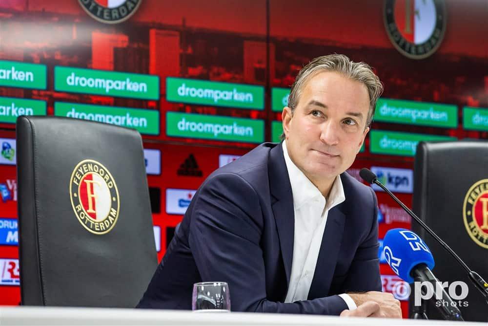 In de Hekken - Feyenoord - Koevermans