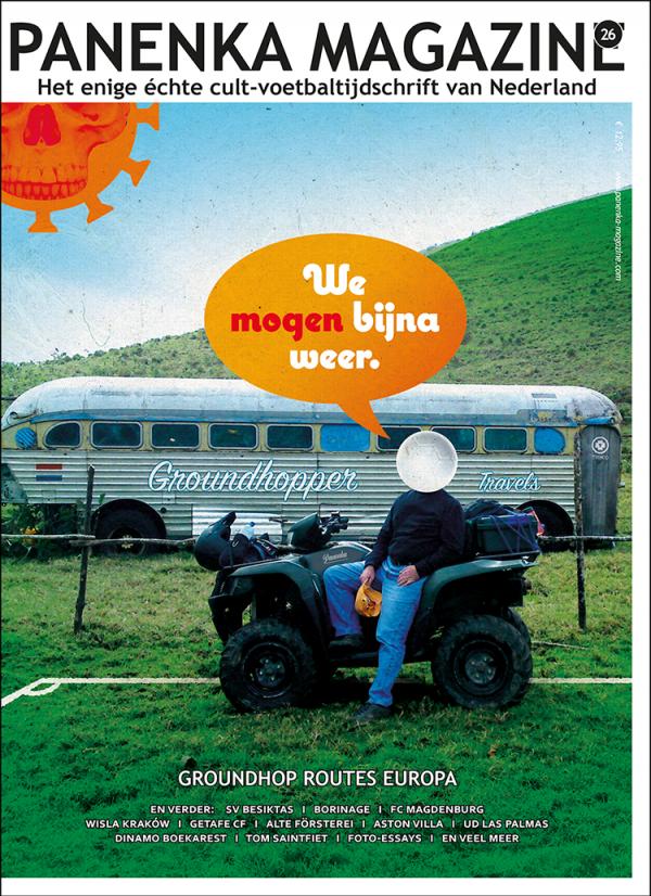 Koop Panenka magazine bij In de Hekken