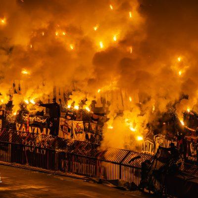In de Hekken - Derby Days Week - Belgrado Derby - Partizan - Rode Ster
