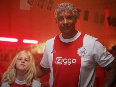 Nieuw Ajax-shirt heeft het oude logo terug