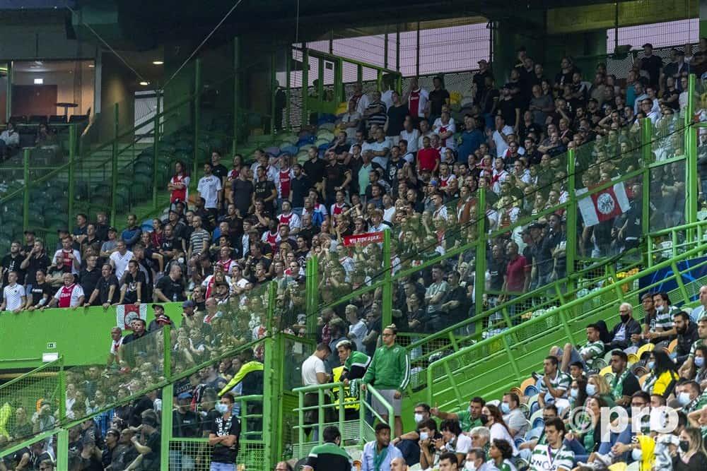 Het uitvak van Ajax in Lissabon